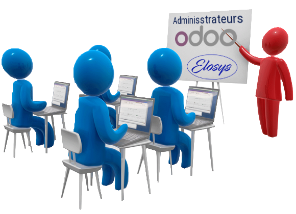 Formation odoo : Administrateurs